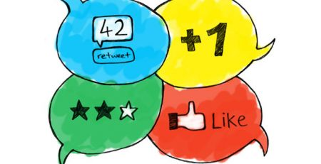 social media reviews