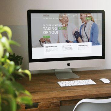 web-design-southampton-cloverhealthcare